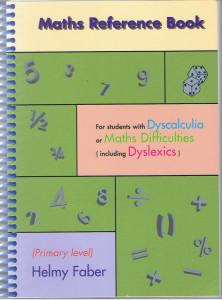 dyscalculia book